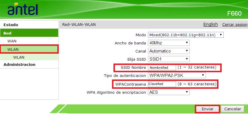 Configuración modem de fibra óptica – ZTE F660   Montevideo