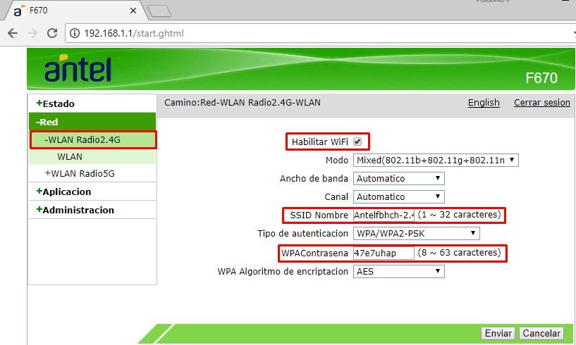 Configuración modem de fibra óptica – ZTE F670 | Montevideo COMM